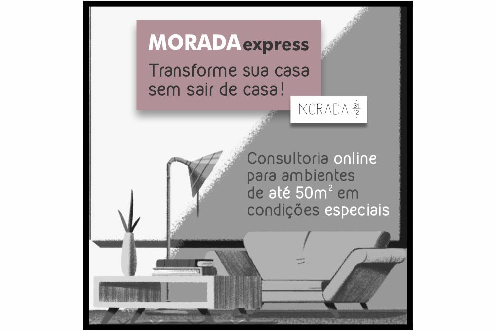 Morada Express: Transforme sua casa sem sair de casa!